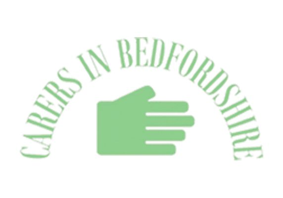 Carers in bedfordshire logo