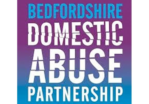 bedfordshire domestic abuse charity logo
