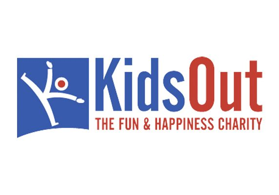 Kids out charity logo