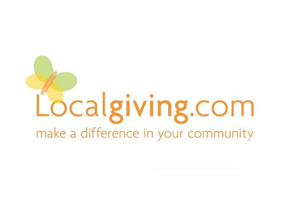 Local giving charity logo